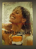 1977 Dial Soap Ad - Aren't You Glad?