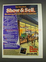1977 Star Building Systems Ad - Show & Sell