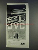 1977 JVC JR-S200L Receiver Ad - in German