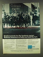 1977 Kemper Insurance Ad - Reinforcements