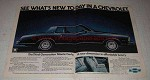1977 Chevrolet Monte Carlo Ad - See What's New