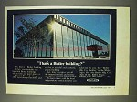1977 Butler Building Ad - That's A Butler
