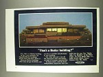 1977 Butler Building Ad - Yes that is A Butler Building?
