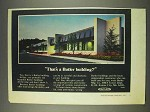 1977 Butler Building Ad - That's A Butler Building?