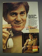 1977 Lipton Tea Ad - Don Meredith