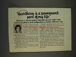 1977 Gaviscon Tablets Ad - Heartburn Part of Life