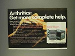 1977 Arthritis Strength Bufferin Ad - Complete Help