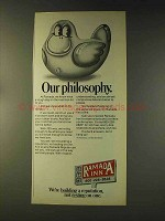 1976 Ramada Inn Ad - Our Philosophy