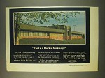 1976 Butler Buildings Ad - That's a Butler Building?