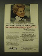 1976 Avon Products Ad - Since I Started Selling