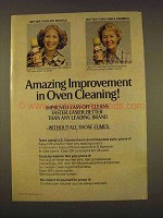 1976 Easy-Off Oven Cleaner Ad - Amazing Improvement