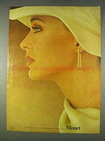 1978 Monet Earring Collection Ad