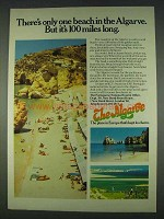 1978 Portuguese National Tourist Office Ad - One Beach