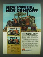 1978 Massey-Ferguson 2745, 2675 and 2705 Tractor Ad