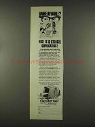 1978 Gestetner Duplicator Ad - Unbelievable?