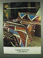 1978 Lady Pepperell Special Effects Linens Ad