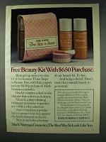 1978 Merle Norman Cosmetics Ad - Beauty Kit