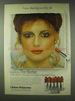 1978 Helena Rubinstein The Blusher Ad - Fine Art