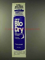 1978 Dep Blo Dry Hair Conditioning Treatment Ad