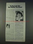 1978 Oil of Olay Ad - Do You Look Like Your Mother