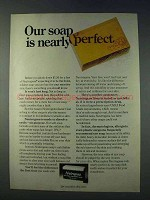 1978 Neutrogena Soap Ad - Is Nearly Perfect