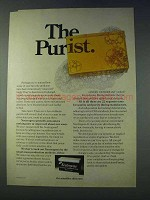 1978 Neutrogena Soap Ad - The Purist