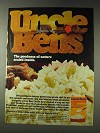 1978 Uncle Ben's Converted Rice Ad - The Goodness