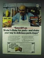 1978 Shake 'n Bake Ad - For Pork