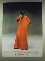1978 Vanity Fair Nightgown Ad - We Stiched it Rich