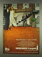 1978 Mohawk Embraceable You Carpet Ad - Style