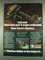 1978 Mariner Outboard Motor Ad - Last Year