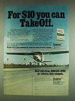 1978 Cessna Pilot Center Ad - You Can Take Off