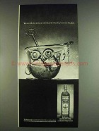 1978 Old Bushmills Irish Whiskey Ad - You Can Tell