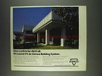 1978 Armco Building System Ad - One Contractor Did All