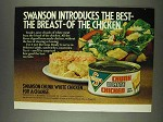 1978 Swanson Chunk White Chicken Ad - The Best