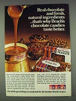 1978 Brach's Chocolate Candies Ad - Fresh Natural