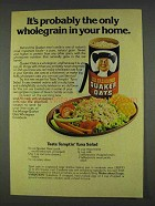 1978 Quaker Oats Ad - Taste Temptin' Tuna Salad Recipe
