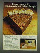 1978 Jell-O Pudding & Blue Diamond Almonds Ad