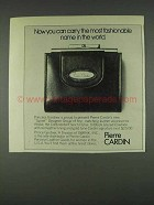 1978 Pierre Cardin Princess Gardner French Purse Ad