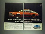 1978 Chevrolet Monza 2+2 Hatchback Coupe Ad - Beyond