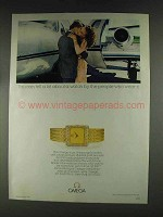 1979 Omega Watch Ad - The People Who Wear It