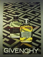 1979 Givenchy Gentleman Monsieur de Givenchy Cologne Ad