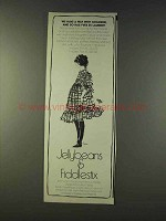 1979 Jellybeans & Fiddlestix Ad - Yves St. Laurent