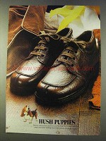 1979 Hush Puppies Arizona Shoes Ad
