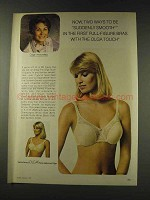 1979 Olga #320 and #319 Bras Ad - Suddenly Smooth