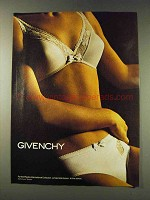 1979 Givenchy Playtex International Lingerie Ad