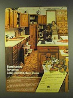 1979 International Paper ChefBlok Long-Bell Cabinet Ad