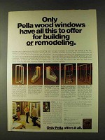 1979 Pella Windows Ad - Building or Remodeling