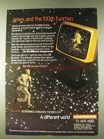 1979 NordMende TV Ad - James and the 100th Function