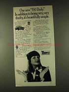 1979 Thrifty Rent-a-car Ad - It's Beautifully Simple